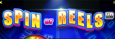 Spin or Reels Logo